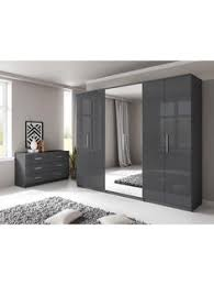 Black High Gloss Bedroom Furniture by High Gloss Cosmopolitan Bedroom Furniture Range In Classic Cream