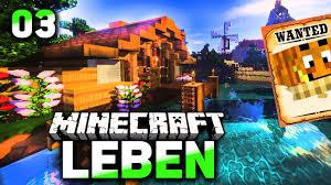 Suche Haus Mein Haus Paluten Suche Minecraft Leben 03 L Gommehd Youtube