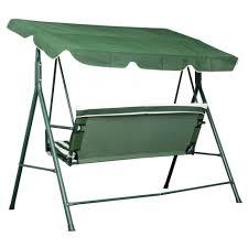 bench metal swing bench best garden patio metal swing chair seat