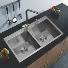 cheap kitchen sinks and faucets interior top mount farmhouse sink stainless steel price kitchen