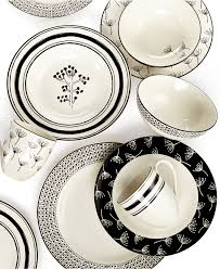 Dining Room Plate Sets by Casual Dinnerware Lenox Dining Collections Macy U0027s