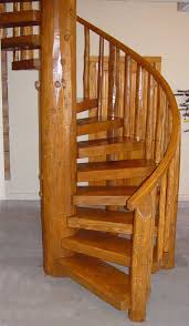 spiral stairway log spiral staircases rustic lodge spiral