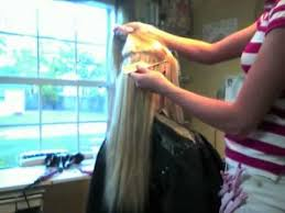 salons that do hair extensions how to apply fusion hair extensions by salon