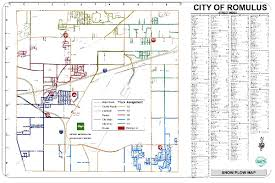 Wayne County Tax Map Snowplowroutes Jpg