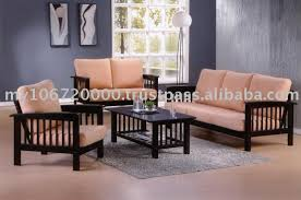 Wooden Chairs For Living Room Domenech Sofa 9908 Wooden Sofa Set Sofa Set Living Room