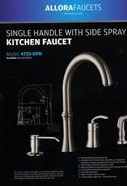 Allora Kitchen Faucet Raleigh Sinks Raleigh Faucets For Your Countertop
