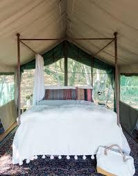 Napa Bedroom Furniture by Gardenista Book Sneak Peek Glamping In Napa Gardenista