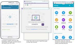 android remote access remote access view and android phones and tablets