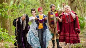 Summer Garden Theatre - into the woods live musical on stage at garden theatre youtube