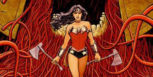the new wonder woman and greek mythology u2013 women write about comics