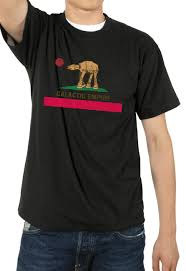 California Flag T Shirt Galactic Empire Black T Shirt Sket One Online Store Powered By