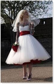 robe de mari e rockabilly robe de mariée rétro vintage mariage robe de