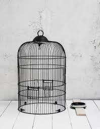 How To Decorate A Birdcage Home Decor Diy Halloween Chandelier From A Bird Cage