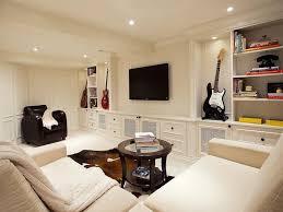 Easy Basement Wall Ideas Basement Decor Ideas Ideas For Basement Rooms Hgtv Regarding