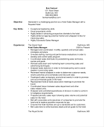 Good Sales Resume Examples by Sales Resume Example 7 Free Word Pdf Documents Downlaod Free