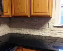 Black Granite Countertops Backsplash Ideas  Granite - Granite tile backsplash ideas