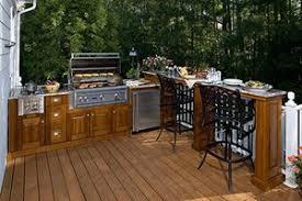 outdoor kitchen materials landscaping network
