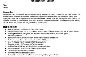 Cashier Job Responsibilities For Resume by Special Education Teacher Resume Free Resume Templates College