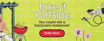 Backyard Makeover Sweepstakes by Win A Backyard Makeover On Valpak Lawn Stars Sweepstakes