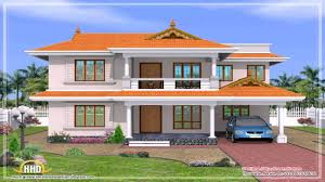 Contemporary Style Homes by Contemporary Style House Plans In Kerala Youtube