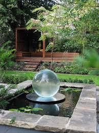 Tiered Backyard Landscaping Ideas Stylish Pond Water Fountains Outdoor Antiquarium Two Tier Pond