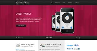 design contest wordpress theme free wordpress themes giveaway from themefuse 10steps sg