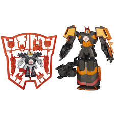 transformers robots in disguise mini con deployers autobot drift