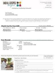 Charity Giving Letter Receipts Simple But Oh So Important Crowdreviews Com Blog