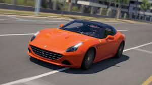 orange ferrari image fh3 ferrari californiat png forza motorsport wiki