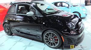 Fiat 500 Interior 2015 Fiat 500 Abarth Convertible Exterior And Interior