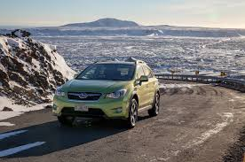 subaru crosstrek hybrid 2017 report subaru launching plug in hybrid in u s by 2018