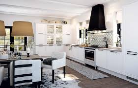 cuisine sur un pan de mur cuisine sur un pan de mur idées de design suezl com