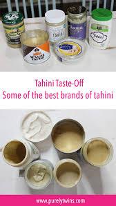 the best tahini tahini brand taste off