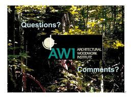 woodwork institute aecinfocom news woodwork institute announces
