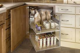 blind corner base cabinet blind corner cabinet with full access trays medallion cabinetry
