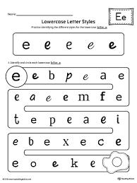 letter e tracing printable worksheet myteachingstation com