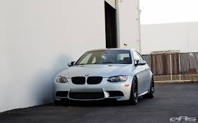 Bmwe92 Frozen Silver Bmw E92 M3 From Eas Is Clean And Elegant Autoevolution