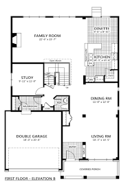 tamarack floor plans plan of tamarack s oxford model one of its most popular plans in 2012