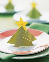 free printable for too cute christmas tree place card guest