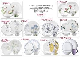 Corelle Outlets Kedai Corelle Corelle Catalog