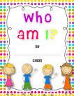 แบบฝึกหัดภาษาอังกฤษ Who am I?-สื่อการสอน-เด็กเล็ก-ประถม-อนุบาล ...