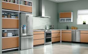 different kitchen designs