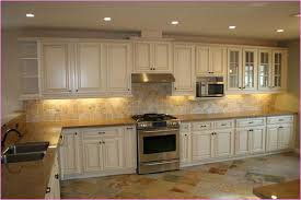 painted kitchen cabinet ideas distressed white kitchen cabinets painting throughout ideas 10
