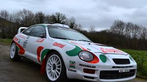 toyota celica gt4 review livery adhesive toyota celica gt four st205 tte 96