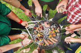 Backyard Barbecue Grills Backyard Bbq Party Recipes And Themed Menus