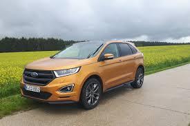 ford crossover ford edge u201c bandymas amerikietiškos ambicijos keliauja į europą