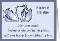 Congratulations On Your Wedding Day Wedding Cards For Nephew U0026 Wife From Greeting Card Universe