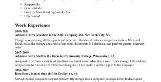 wondrous entry level gis resume sample tags entry level it