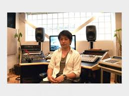 Producer Studio Desk by Versatile Music Producer Masato Suzuki Installs Genelec 8050a