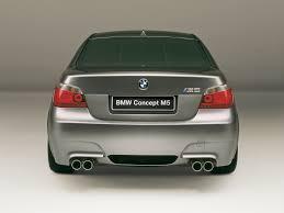 bmw m5 2004 2004 bmw concept m5 rear 1600x1200 wallpaper